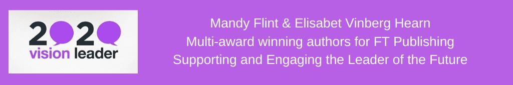 2020 vision leader - Mandy Flint & Elisabet Vinberg Hearn